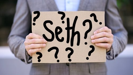 Seth. The Melbourne mystery.