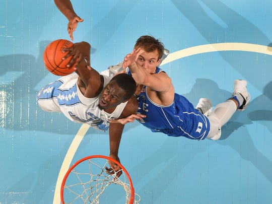 Could Duke and UNC meet again in the ACC tourney?