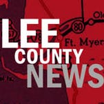 Lee County Commissioners will be asked to declare a state of local emergency for a small area of southeastern Lee County where some private roads have been inundated by water during heavy rain.