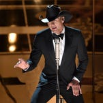Tim McGraw in February at the Oscars.