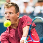Monfils, Berdych earn wins at Rogers Cup