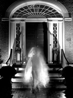 The home at 202 Second Ave. S. is part of Franklin on Foot's ghost tours. According to ghost tour guide Margie Thessin, the home was used as a field hospital during the Civil War. Former residents through the years have seen ghosts in the downtown Franklin home.