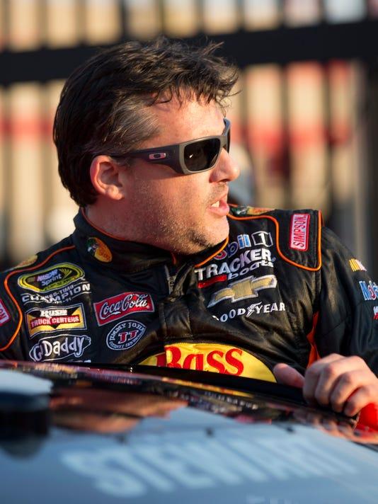 NASCAR Atlanta 500 Auto Racing