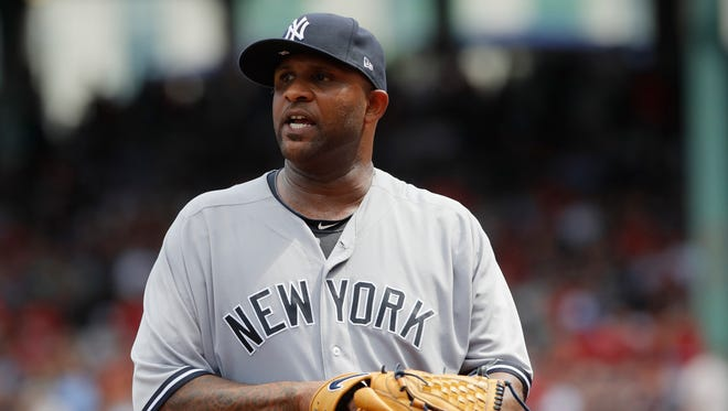 Sabathia won the World Series with the Yankees in 2009.