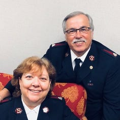 San Angelo's Salvation Army welcomes new leaders