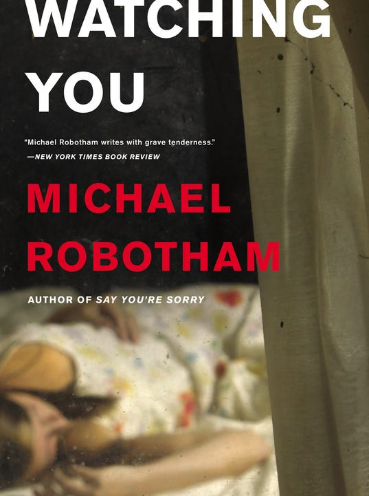 Robotham_WATCHING YOU