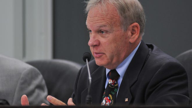 Brevard County Commission Vice Chair Curt Smith wants to consider establishing term limits for the county's five elected charter officers.