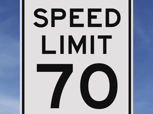speedlimit 70