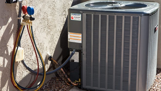 The Department of Energy uses SEER ratings to measure the efficiency of heating and cooling systems.