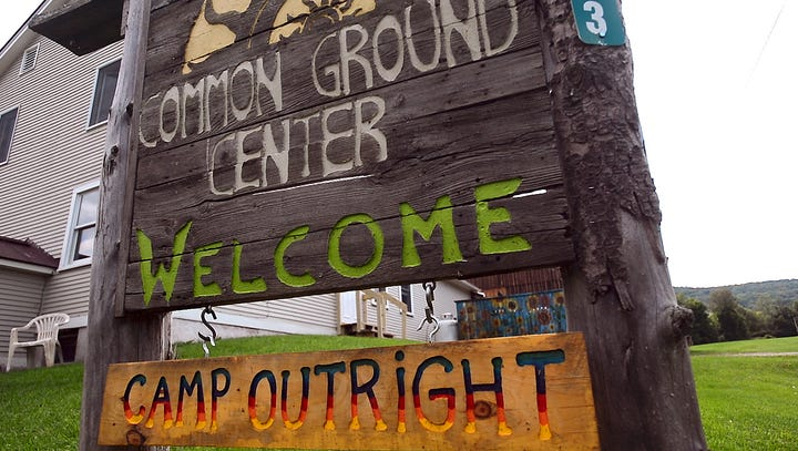 Camp Outright offers 'queertopia' run by volunteers