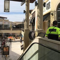 Gunman kills ex-wife at California mall, wounds self