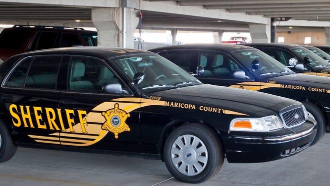 Maricopa County Sheriff's Department.