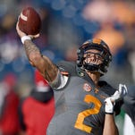Dad says Jarrett Guarantano eager to compete for Tennessee's QB job