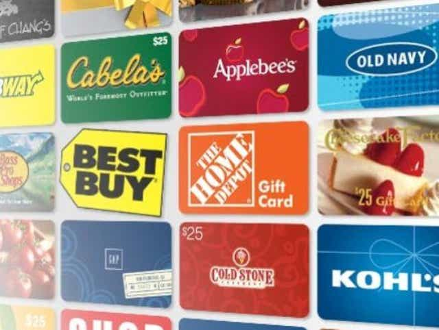 Ways To Save The Best Gift Card Deal In U S