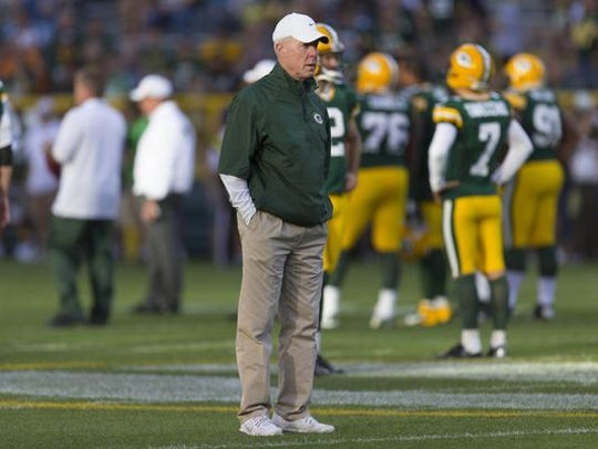 Green Bay Packers general manager Ted Thompson