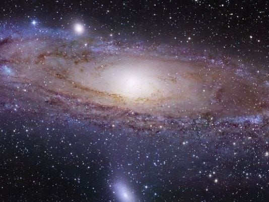 NASA shows largest image ever of Andromeda Galaxy