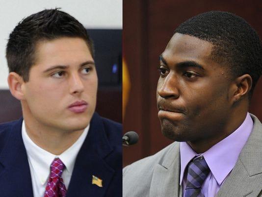 Former Vanderbilt football players found guilty in rape trial