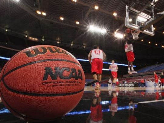 The NCAA tournament begins March 17 in Dayton, Ohio
