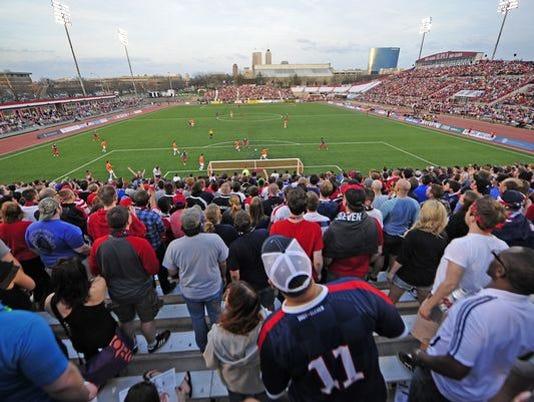 Carroll Stadium