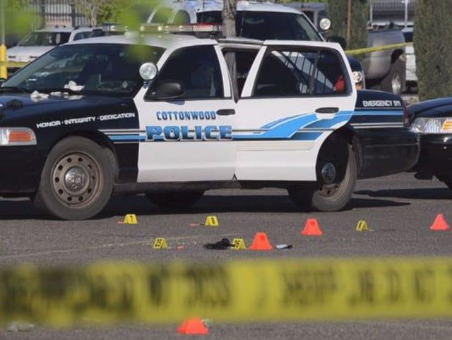 Video captures deadly brawl in Walmart parking lot