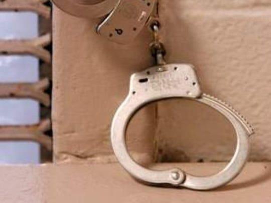 Lafayette Parish arrest report for April 12, 2015.
