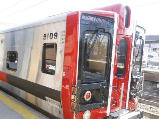 New Haven Line train