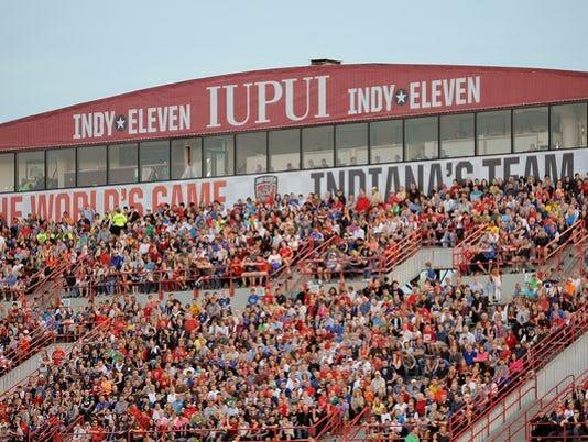 Indy Eleven stadium