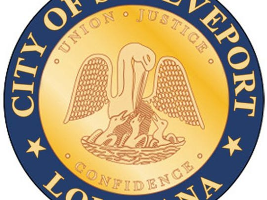 The seal of the City of Shreveport