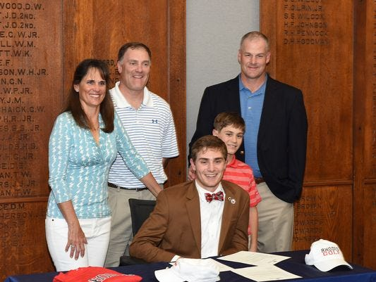 Asheville School graduate Corrie Kuehn has signed to play college golf for Rhodes (Tenn.).