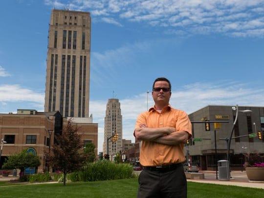 John Hart's new job is leading economic development