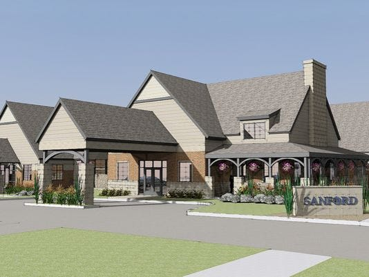 Sanford Hospice Facility To Be Called Ava S House