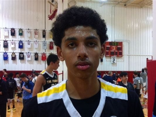 Brian Bowen of Saginaw Arthur Hill