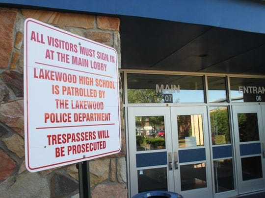 A recent report says a guidance supervisor in Lakewood schools was suspended this week.
