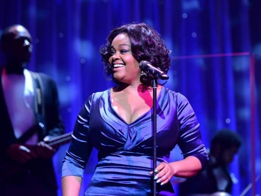 Jill Scott is a former spoken-word performer who has