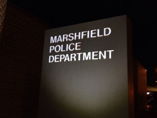 Marshfield Police Department