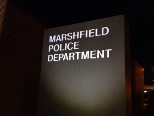 Marshfield public safety