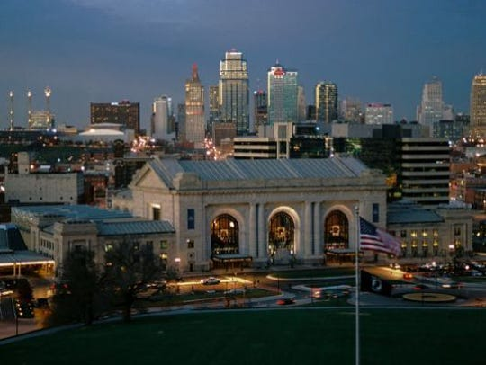 It's interesting to note that Kansas City, the state's