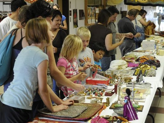 The 28th annual Festival of India will be held Sept. 26 at Stevens Point Area Senior High School.