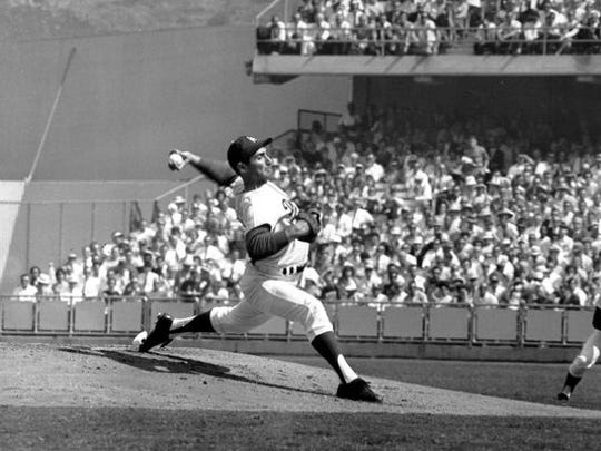 Sandy Koufax won two games during the 1965 World Series despite missing Game 1 to observe Yom Kippur.