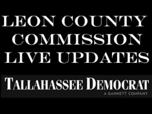 County Commission Live Blog