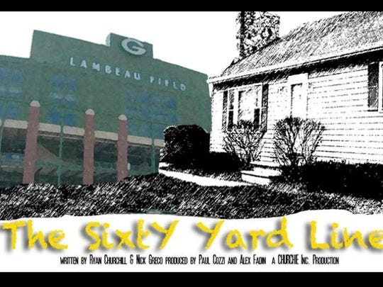 """""""The Sixty Yard Line"""" will film in Green Bay this fall."""