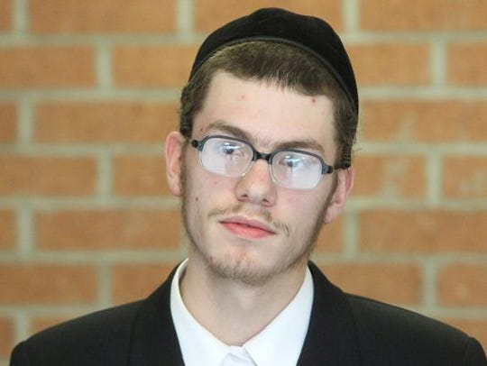 Shaul Spitzer, now 22, is serving a seven-year assault