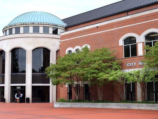 Murfreesboro City Hall