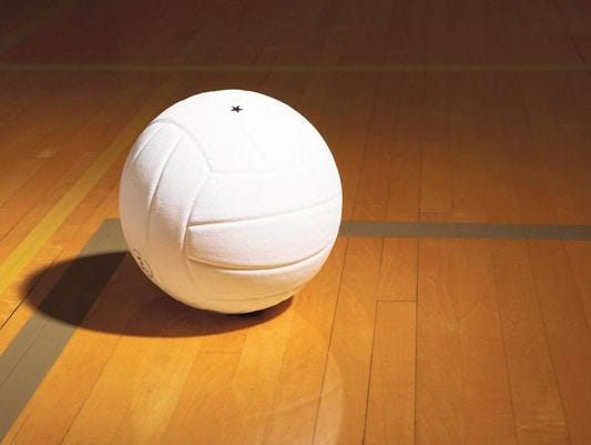 Here are the Week 6 volleyball stat leaders in mid-Michigan.