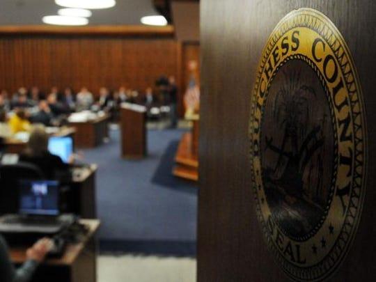 Dutchess County Legislature Chambers.