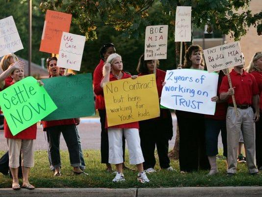 Tinton Falls Teachers