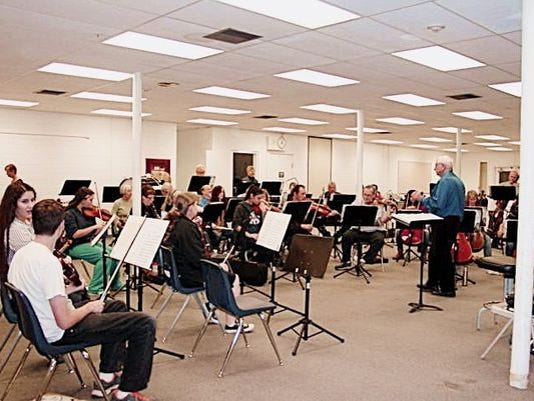 Southern Nevada orchestra