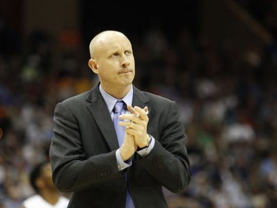 "Xavier coach Chris Mack said video technology has ""grown light years"" since he was a player. Said Mack: ""Every profession takes advantage of it. We do too."""