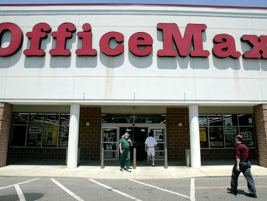 Marshfield OfficeMax to close in May in latest blow to retail shopping