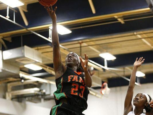 FAMU DRS senior guard Jazmine Jones, a Louisville signee and the reigning All-Big Bend Player of the Year, will be leading the Rattlers toward a fourth state title in five years this season.